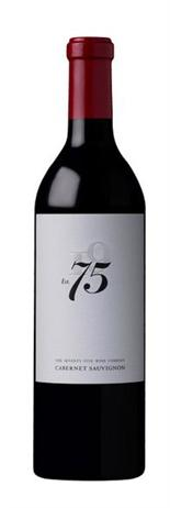 The 75 Wine Company Cabernet Sauvignon